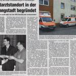 Verabschiedung von Dr. Müller